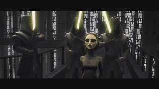 Star Wars: The Clone Wars - Barriss Offee's confession [1080p]
