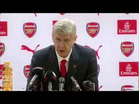 Arsenal boss Arsene Wenger: