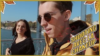 Shooting photo avec la Chakeup ⎮ Vlogtobre #9