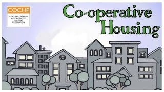 What is a Housing Co-op?
