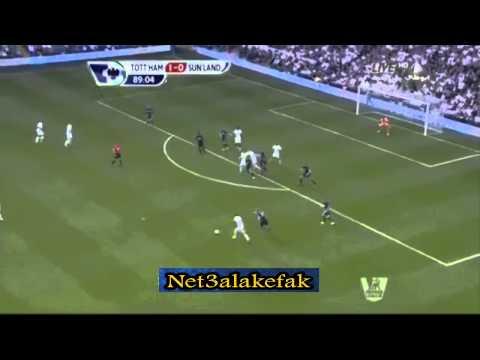 Gareth Bale Amazing Goal Tottenham vs Sunderland 19-05-2013 HD