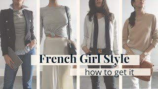 A Guide to French Girl Style | Dress Like a French Woman | Slow Fashion