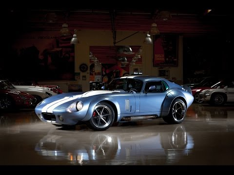 1999 Shelby Brock Daytona Coupe - Jay Leno's Garage