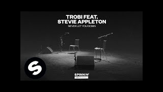 Trobi feat. Stevie Appleton - Never Let You Down (Acoustic Version)