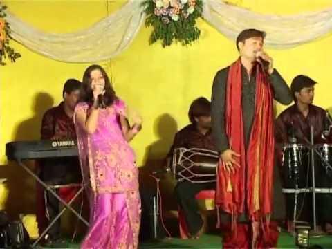 Jaisan Sochle Rahi Waisan Dhaniya Devra Bada Satawela Live Show Songs 2014 video