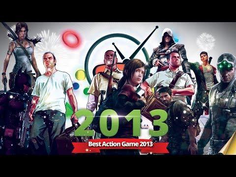 Лучшая action игра 2013 (Best action game 2013)