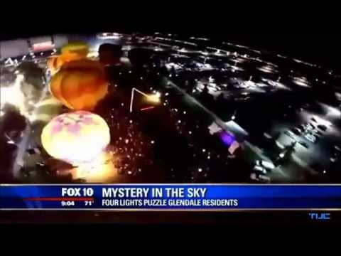 Arizona Skydiver Blamed For Hundreds Of UFO Reports -...