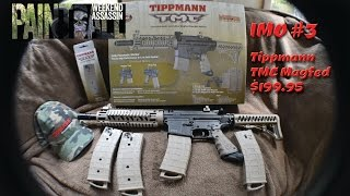 IMO #3 Tippmann TMC In my opinion by Trails of Doom Paintball Magfed