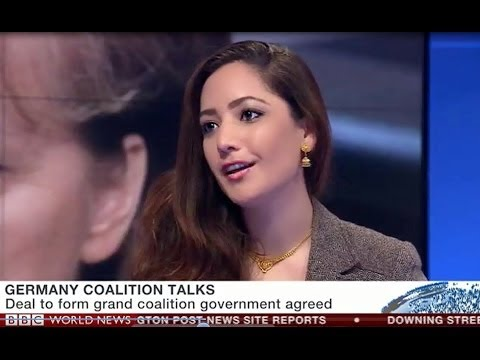 What does Germany's new Government mean for Europe? Open Europe's Nina Schick BBC World News