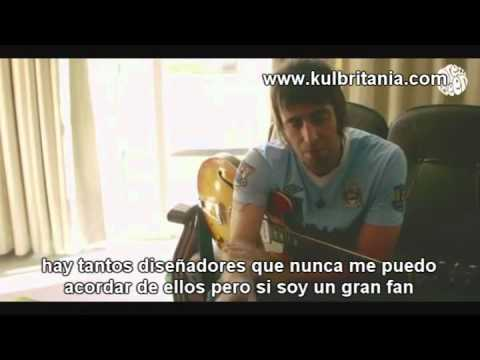 Liam Gallagher Pretty Green subs en Español