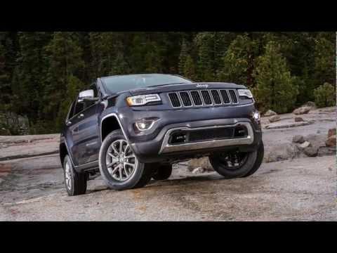 Jeep Grand Cherokee - рестайлинг 2013. MIHELSON.TV