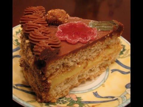 Пьяная вишня торт от бабушки эммы видео рецепт
