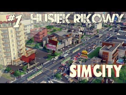 SimCity HusiekGaming Duo Zagraj z nami odc.1