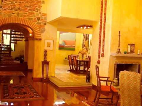 Linda casa en venta en antigua guatemala arriaza vega youtube Interiores de casas antiguas fotos