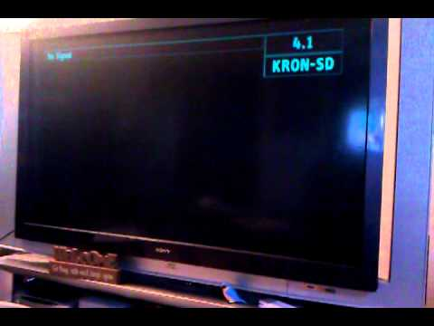 Sony Wega TV problem