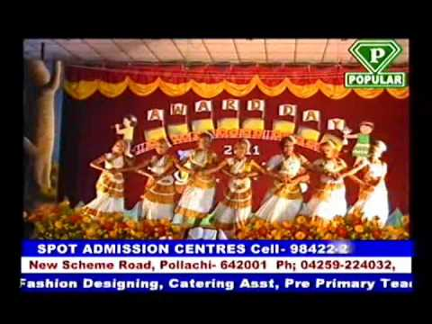 Semi-classical Dance Of Shilla's Group.wmv video