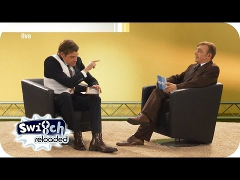 Wulf Schmiese im Exklusivgespräch mit Markus Lanz! Ein Eiertanz auf der Rasierklinge! Jetzt den Switch Reloaded Channel abonnieren: http://www.youtube.com/channel/UCdoNrXJeETrmQt_t8wJ4-GA?sub_con...