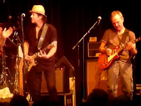 The Hamburg Blues Band feat. Chris Farlowe&Clem Clempson live @ AK Linz, AUSTRIA 2010