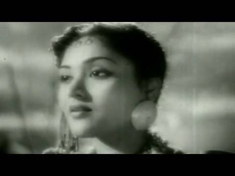 Man Dole Mere Tan Dole - Lata Mangeshkar, Vaijayanti Mala, Nagin Song video