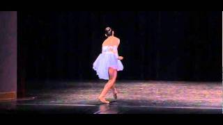 2012 Sophie Miklosovic, Age 11, YAGP Chicago, Awakening, Teacher V. Barsukova