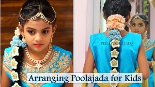 Arranging poolajada for Kids | Pellipoolajada