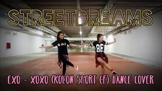 streetdreams exo xoxo kolon sport cf dance cover