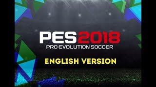 PES 2018 PS2 - ENGLISH VERSION BETA UPDATE DOWNLOAD ISO AND REVIEW