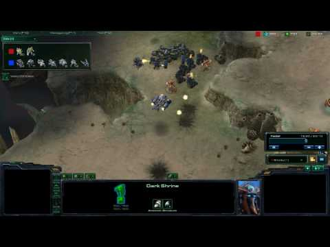 SS :: SC2 - 1v1 Superman vs Shocky (Part 2/2)