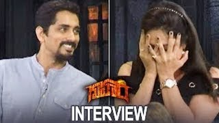 Gruham Exclusive Interview | Siddharth | Andrea Jermeiah | New Telugu Horror Movie