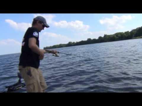Mid Summer Walleye Fishing