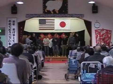 """Change in My Life"" A Cappella アカペラ Wesleyan Spirits Japan Trip (11/16)"