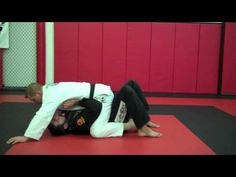 The Tie Up Mount Escape Variation with James Foster Brazilian Jiu Jitsu