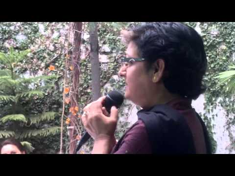 NAINA SAPROO RECITING AT