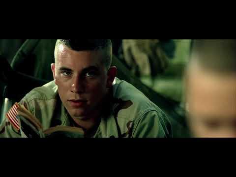 Black Hawk Down (2001) 1080p (HD) - Preparing For The Attack.