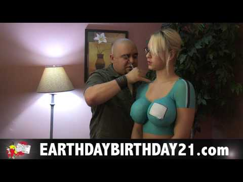 Pre - Earthday Birthday 21  Body Painting video
