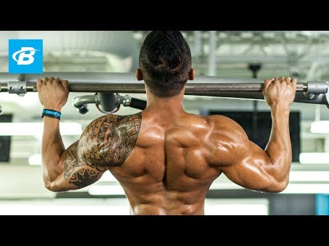5 Moves To A Bigger, Stronger Back | IFBB Pro Jake Alvarez