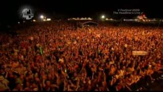 Keane Somewhere Only We Know Live V Festival 2009 High Quality Audio Hd