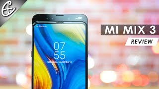 I didn't expect THIS!!! Xiaomi Mi Mix 3 Review