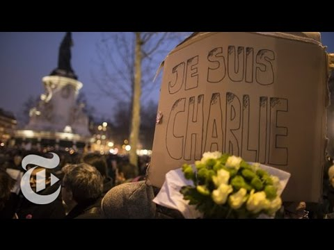 Free Speech in Paris After Terrorist Attacks on Charlie Hebdo | The New York Times