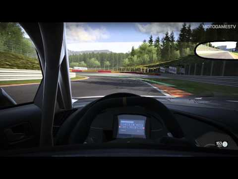 Project CARS Build 686 - Audi R8 LMS Ultra at Belgian Forest (SPA)