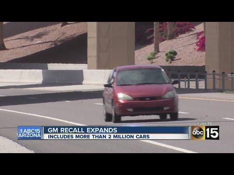 General Motors recall expands