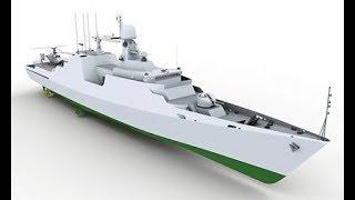 Lộ diện khách hàng mua phiên bản đặc biệt của tàu Gepard