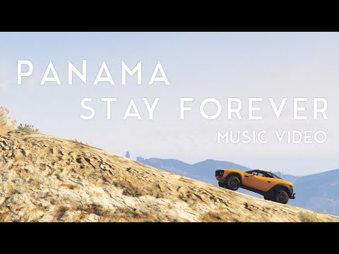 Stay Forever by Panama - GTA V Music Video