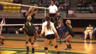 Arkansas Tech Volleyball - UAM Highlights