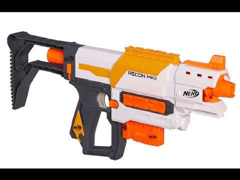 New Nerf Guns For Winter 2016 and Spring 2016