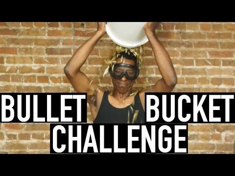"Awesomeness: Orlando Jones Launches ""Bullet Bucket Challenge"" For Ferguson [VIDEO]"
