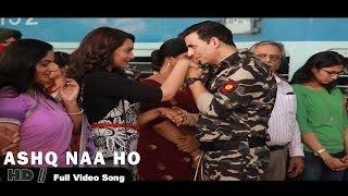 "download lagu ""ashq Naa Ho"" Song  Holiday- A Soldier Is gratis"