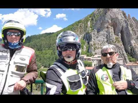 GOLE DEL VERDON 2017 BURGMAN CLUB ITALIA
