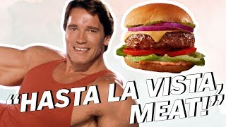 Arnold Schwarzenegger's Diet is 99% Vegan | Vegan News | LIVEKINDLY