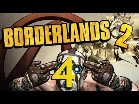 ♦ Borderlands 2 Coop - [04] w/YourGibs ft. Disinmas, Kauaian - Best Minion Ever